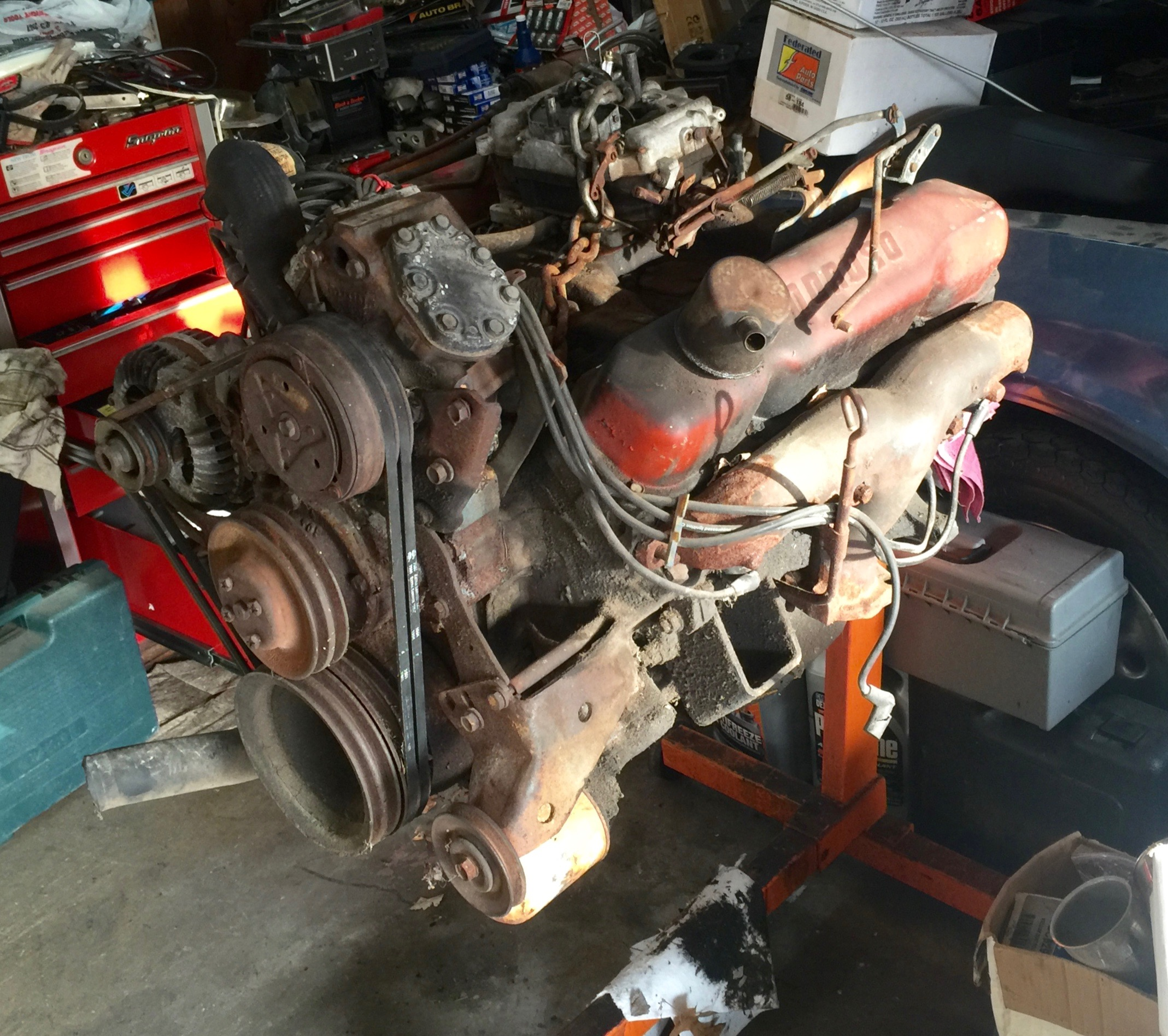 Restoring A Classic Car: 71 Dodge Dart Swinger Part 1